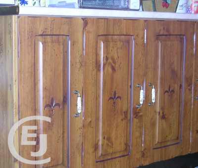 Genial puertas de cocina rusticas fotos gabinetes para - Puertas de cocina rusticas ...